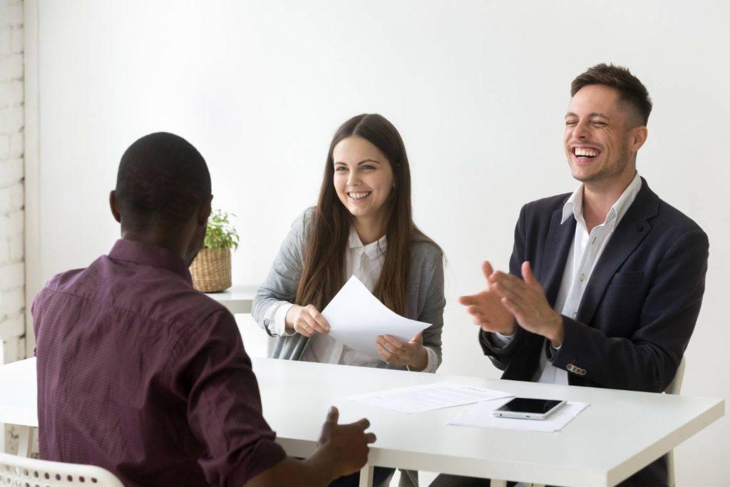 question recrutement assistante de direction